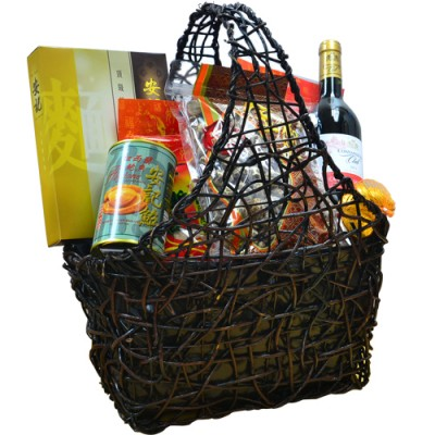 Chinese New Year Special  New Year Hamper with New Zealand Abalone
