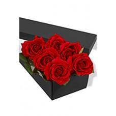 6 Rose Box