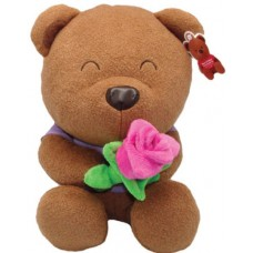 Holding Flower Bear