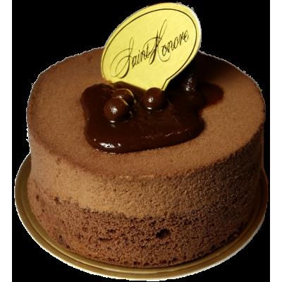 Mini Chocolate Cake 5cm Diameter
